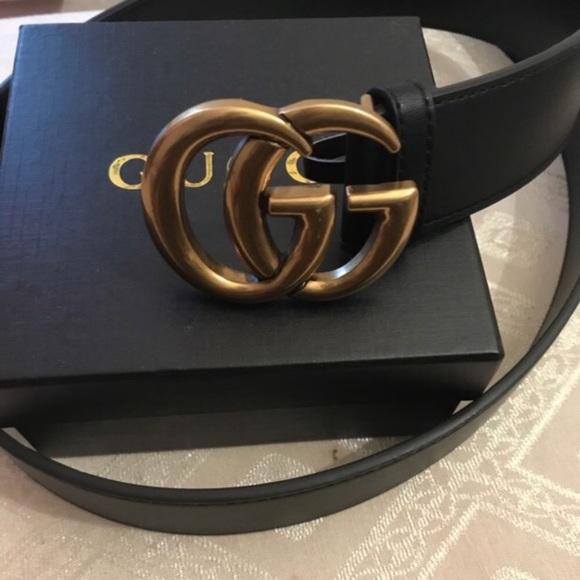 b0cc49baa7d Gucci Accessories - Gucci belt size 110 cm